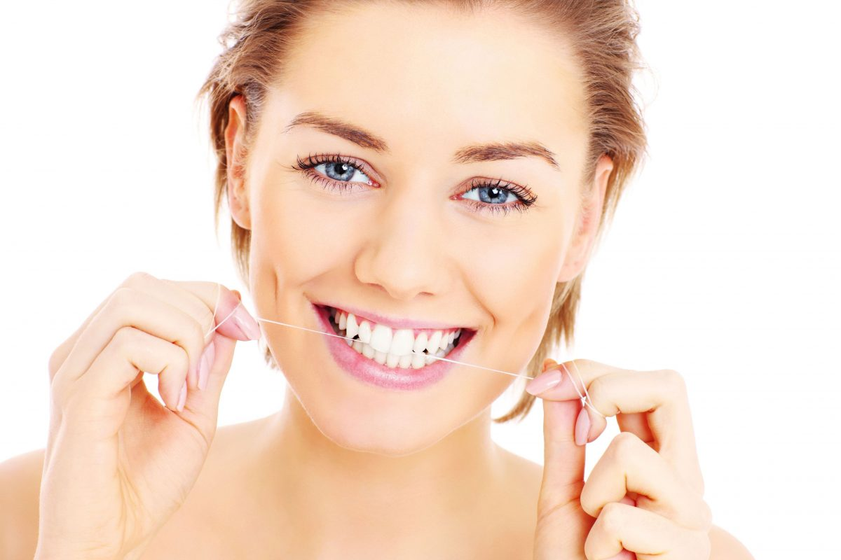 Lakeview Chicago Dentist | Only Floss The Teeth You Want To Keep